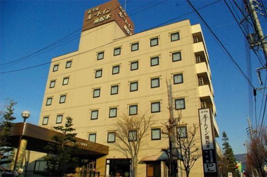 Hotel Route Inn Court Minami-Matsumoto