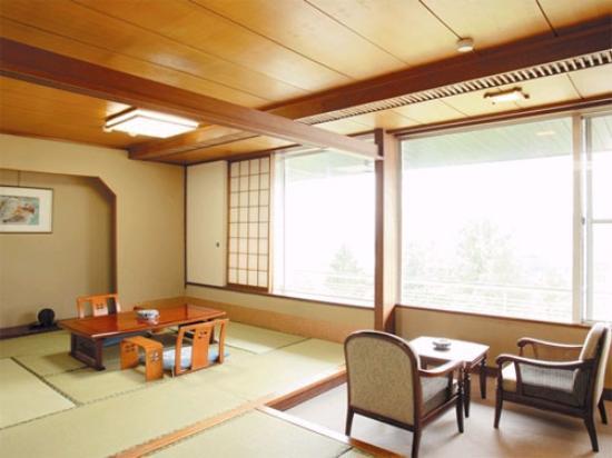 Kaminoyama, Japón: 施設内写真