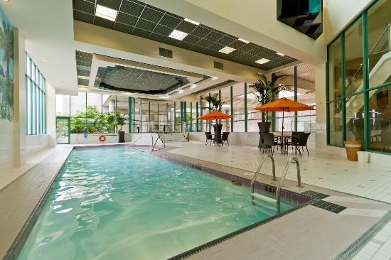 Rosedale on Robson: Indoor Swimming Pool