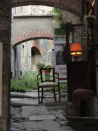 Villa Marsili: Cortona