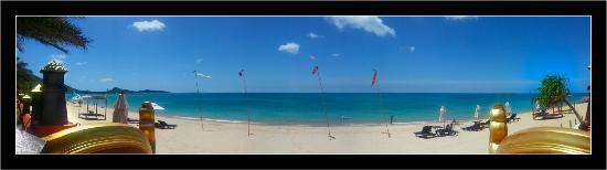 อมตราปุระ พูลวิลล่า: La plage