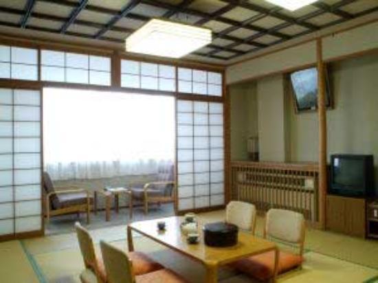 Hotel Midorinosato: 施設内写真
