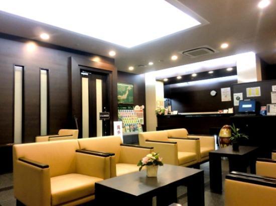 Hotel Route-Inn Dai-Ni Nishina Suno