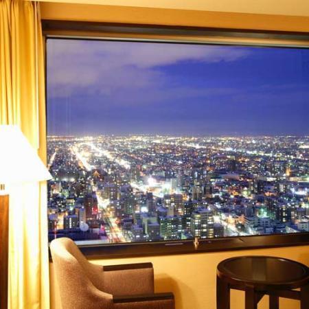 JR Tower Hotel Nikko Sapporo : 施設内写真