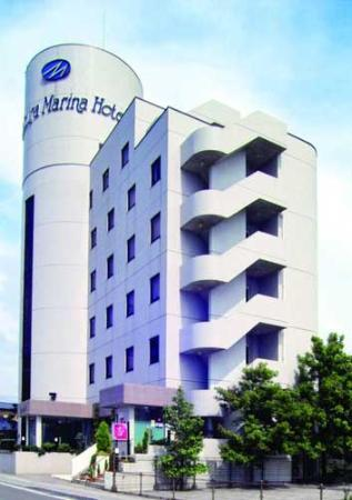 Omura Marina Hotel : 外観写真
