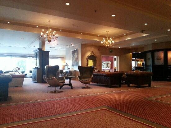 Bergstadens Hotel: lobby