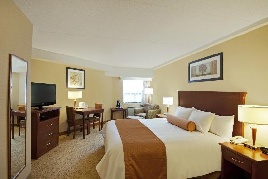 Best Western Kitchener-Waterloo: Standard King