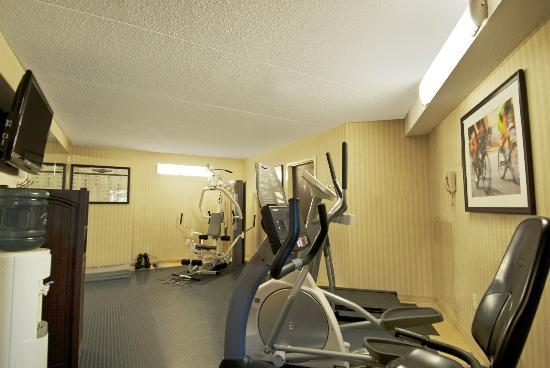 ‪‪BEST WESTERN PLUS Kitchener-Waterloo‬: Fitness Center‬