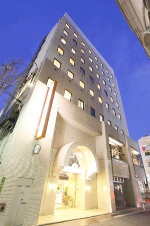 Hotel Alley Hiroshima Namikidori