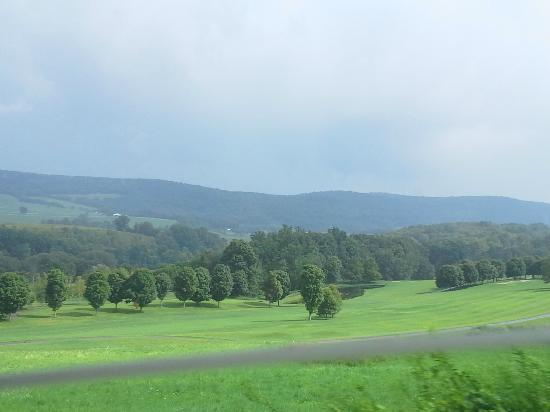 Μασαχουσέτη: Berkshire Mountains from Millerton,NY