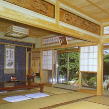 Kaemon Ryokan: 施設内写真