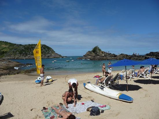 Pousada Blue Marlin: Ferradurinha Beach