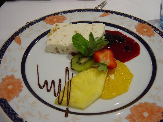 Hotel Brimer : Eten