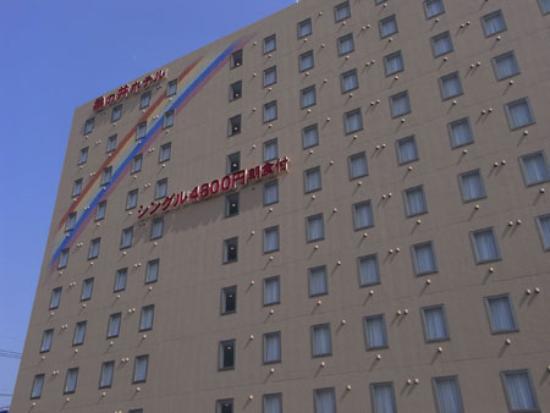 HOTEL AZ Fukuoka kanenokuma: 外観写真