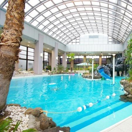 Hotel Zuiho Sakura rikyu: 施設内写真