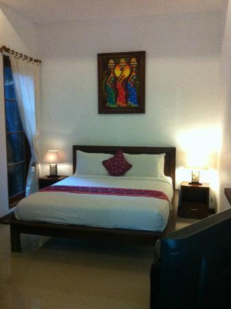 Narandha & Tierandha Villa Seminyak : habitacion