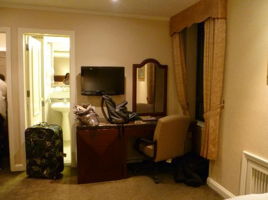 Hotel Stanford: la camera