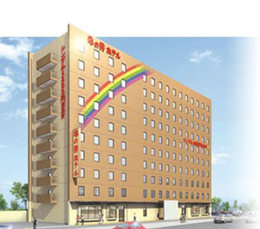 Hotel AZ Kumamoto Inter Goryo: 外観写真