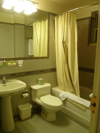 Hotel Stanford: bagno