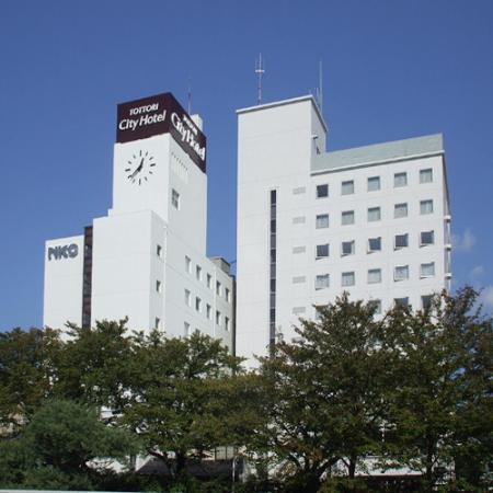 Tottori City Hotel: 外観写真
