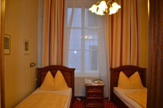 Hotel Austria : 泊まった部屋