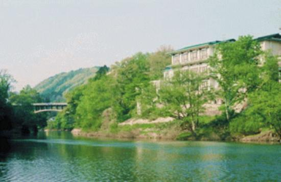 Hotel Tairyukaku: 外観写真
