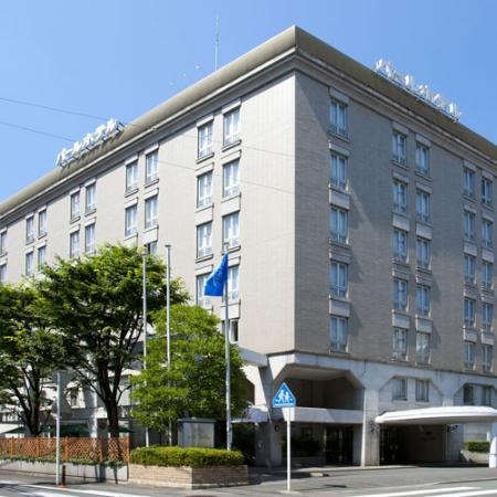 Pearl Hotel Mizonokuchi: 外観写真