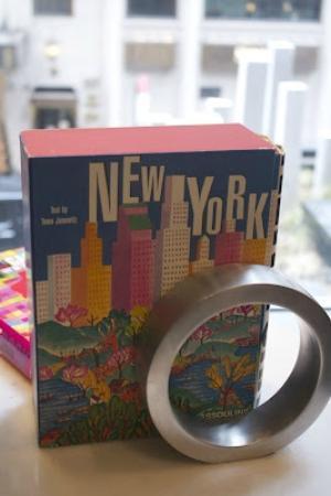 Hotel 48LEX New York: Lounge hyatt 48 lex