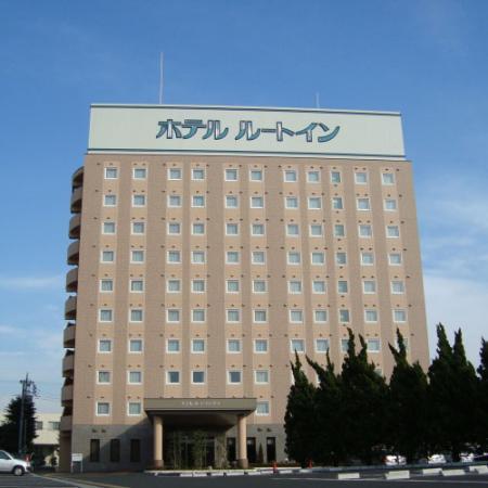 Hotel Route Inn Ota : 外観写真