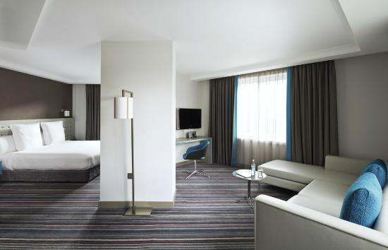 Pullman London St Pancras : Junior Suite