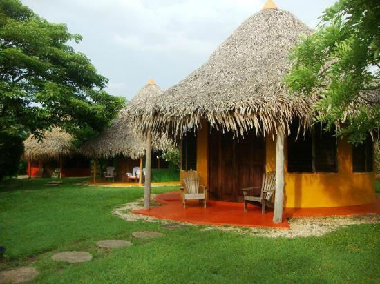 Hotel Playa Negra: Bungalow