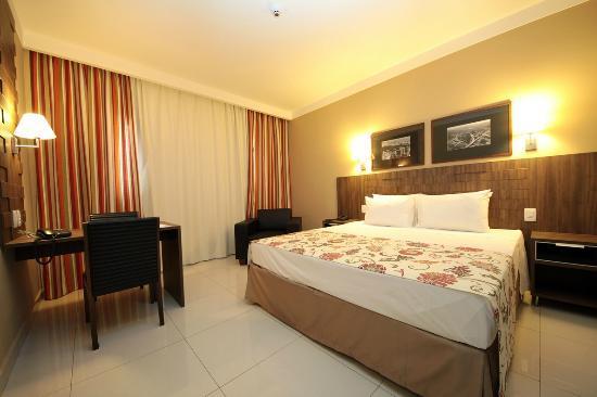 Arco Hotel Piracicaba: Apto Luxo Casal
