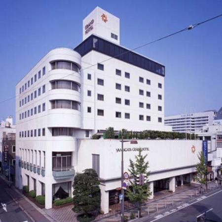 Yamagata Grand Hotel: 外観写真