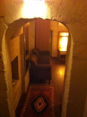 Goreme Kaya Hotel: room