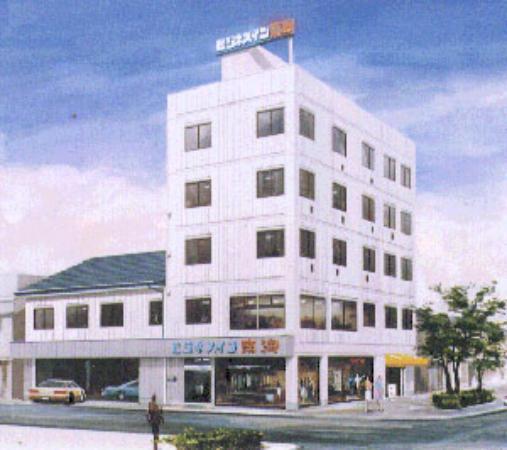 Business Inn Nankai: 外観写真