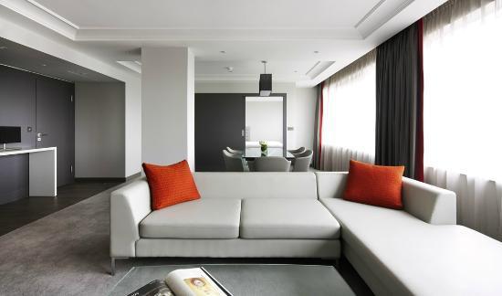 Ibis Hotel London Euston Twin Room