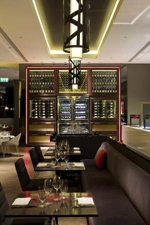 Pullman London St Pancras Hotel: Golden Arrow Restaurant