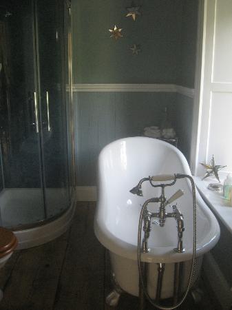 The Old Vicarage Morwenstow : Bathroom