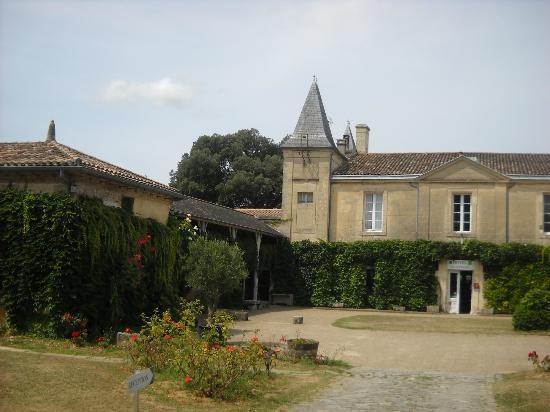 Chateau Fleur de Roques : une partie de l'hotel