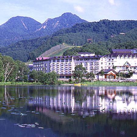 Shiga Lake Hotel: 外観写真