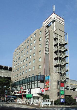 Plaza Hotel Urawa: 外観写真