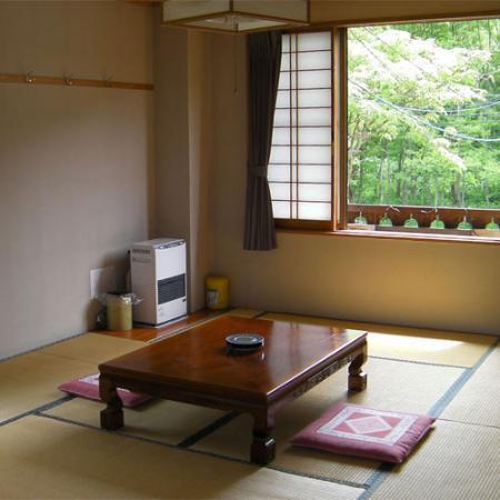 Shirakabaso: 施設内写真