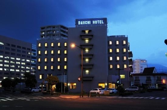 Kagoshima Daiichi Hotel Kamoike : 外観写真