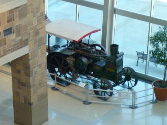 Indiana State Museum: Exhibit