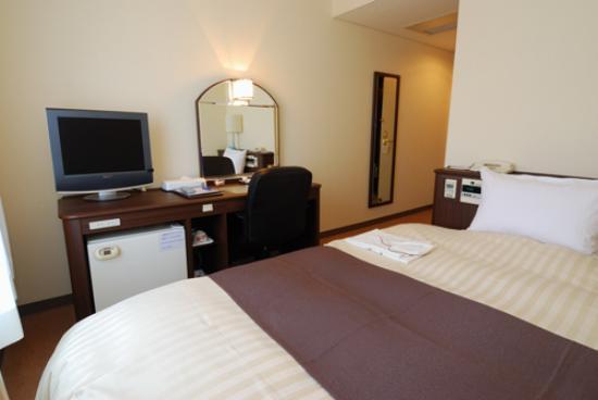 APA Hotel Owari Ichinomiya Ekimae : 施設内写真