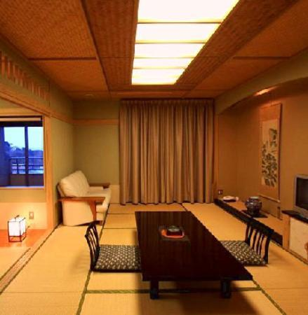 Yunosato Hayama: 施設内写真