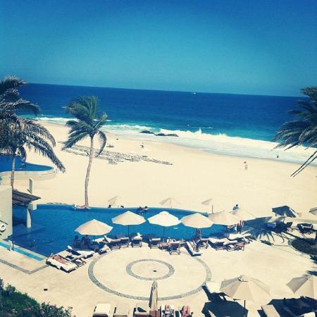 The Westin Los Cabos Resort Villas & Spa: View from room