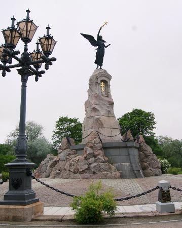 Photo of Monument / Landmark Russalka at Pirita Tee, Narva Maante Crossroad, Tallinn, Estonia