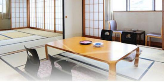 Asahiya Ryokan : 施設内写真