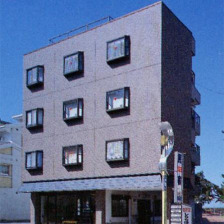 Beach Hotel Shirarahama: 外観写真
